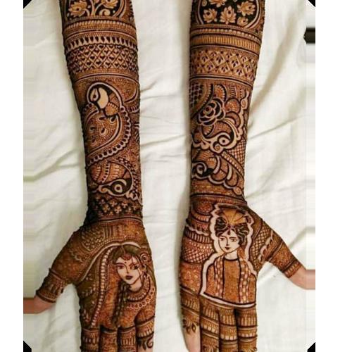 Mehndi Artist in Zirakpur,